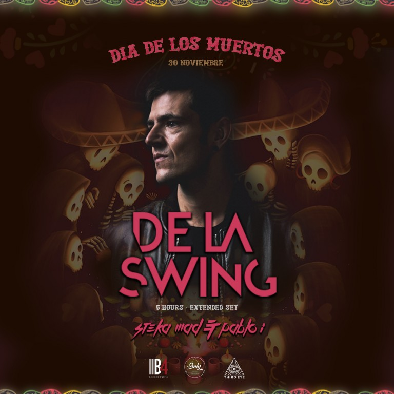 De La Swing (ElRow) - 5 hs set