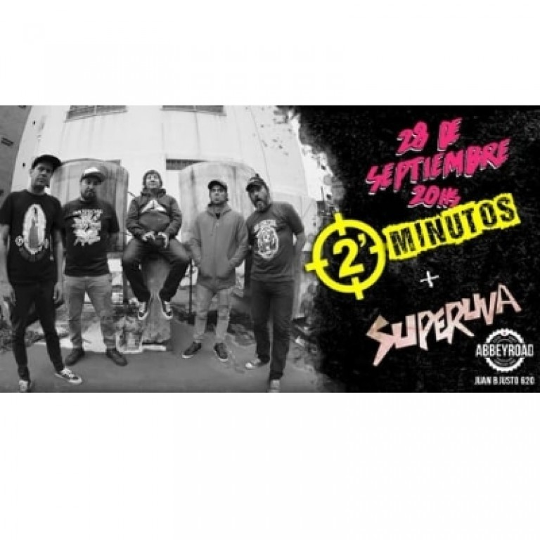 2 Minutos & SuperUva