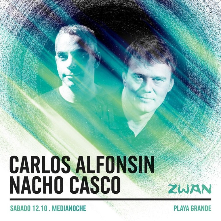 CARLOS ALFONSION - NACHO CASCO