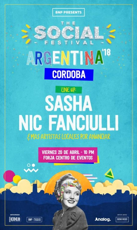 The Social Festival Argentina