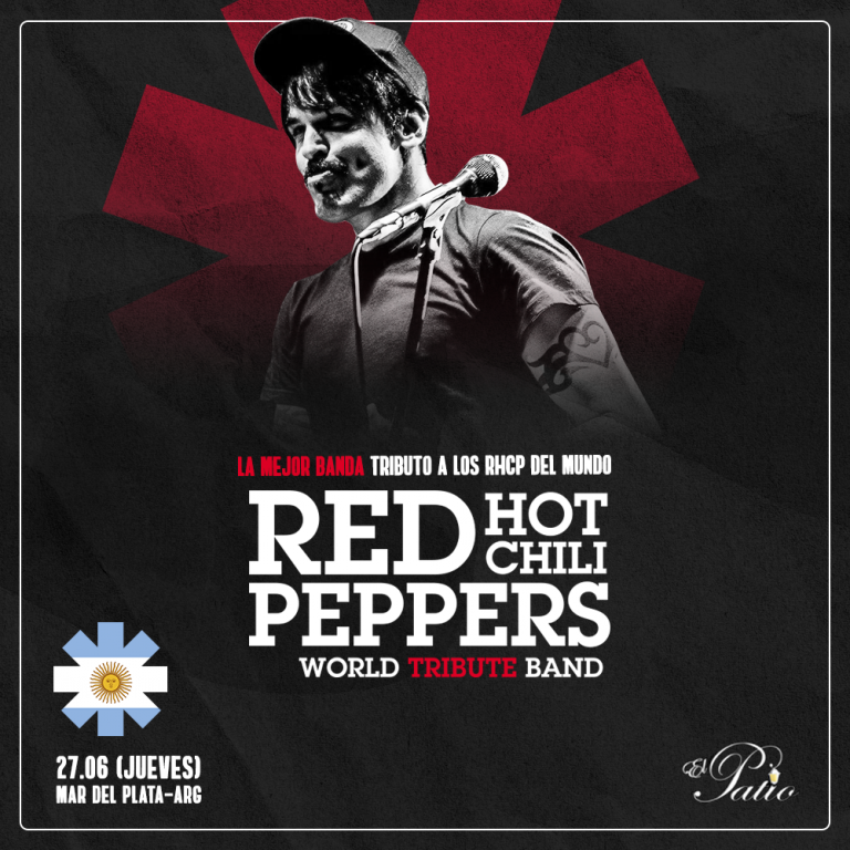 Red Hot Chili Peppers - by Organic