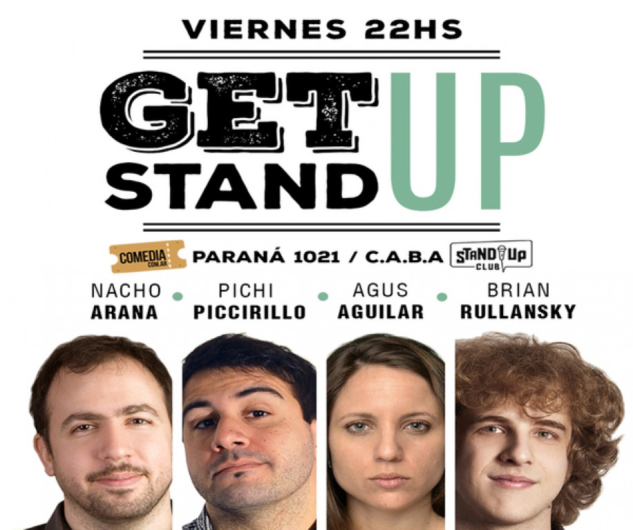GET STAND UP