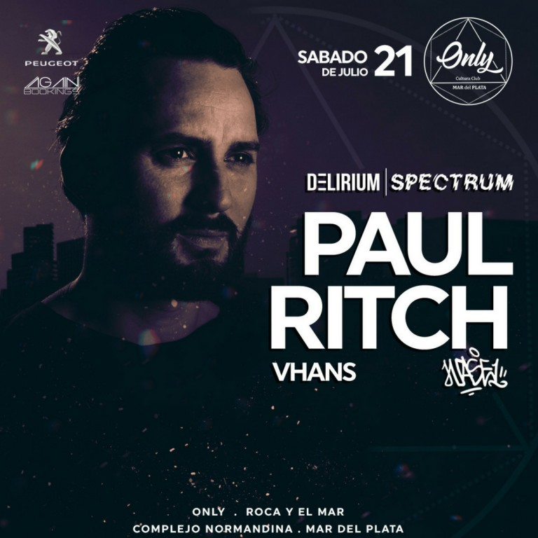 Delirium Spectrum  - Paul Ritch